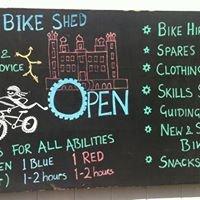 Rik's Bike Shed