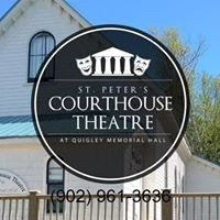 St. Peter's Courthouse Theatre & Museum