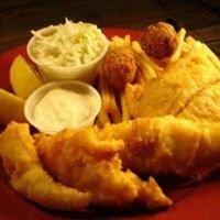 Scalawags Whitefish & Chips - Mackinaw