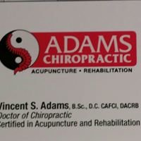 Dr Vincent Adams Chiropractic Inc