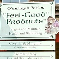 """O'Malley & Potter """"Feel-Good"""" Products"""
