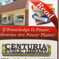 Centuria Public Library