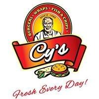 Cy's Burgers