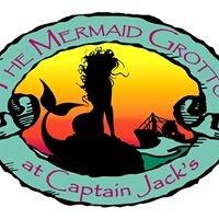 Mermaid Grotto at Captain Jack's