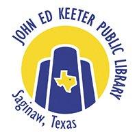 John Ed Keeter Public Library of Saginaw, Texas