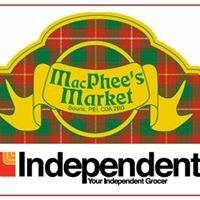 MacPhee's Market Independent Grocer