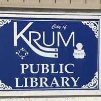 Krum Public Library