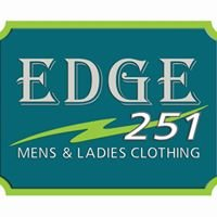 Edge 251 Mens and Ladies Clothing