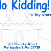 No Kidding! a toy store