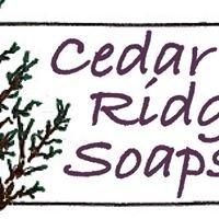Cedar Ridge Soaps