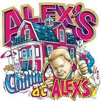 Alex's Snowcones & Ice Cream