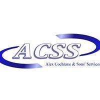 Alex Cochrane & Sons' Services (ACSS)