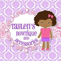 Taylen's Bowtique and Crafts