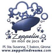 Zeppelin Un món de jocs Girona