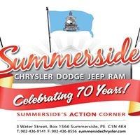 Summerside Chrysler Dodge