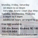 Kindred Public Library