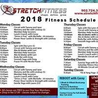 Stretch Fitness Summerside