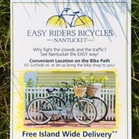 Easy Riders Bicycles Nantucket
