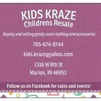 Kids Kraze - Family Resale
