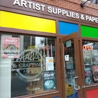 Artist & Craftsman Supply Bridgeport
