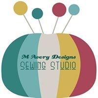 M Avery Designs Sewing Studio
