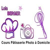 Cours Pâtisserie et Photo à Domicile