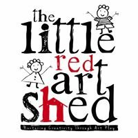 The Little Red Art Shed