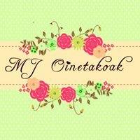 MJ Oinetakoak