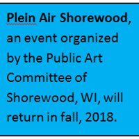 Shorewood Plein Air Art Event