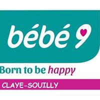 Bébé 9 Claye-Souilly