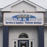 John's Pools & Spas