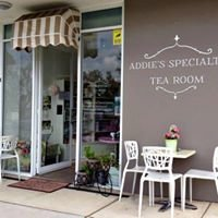 Addie's Specialty tea room and Pancakes