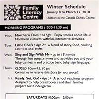 Yukon Family Literacy Centre