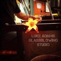 Luke Adams Glass Blowing