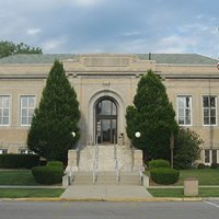 Paulding County Carnegie Library