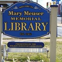 Mary Meuser Memorial Library