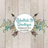 Embellish It Boutique