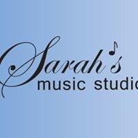 Sarah's Music Studio in Staunton, Virginia