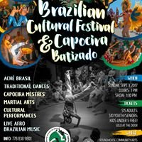 Capoeira Aché Brasil Academy Vancouver