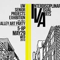 University District Alley Art Party