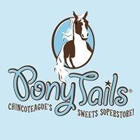 Pony Tails Candy