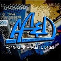 Adrenaline Apparel & Design