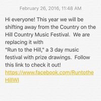 Country on the Hill