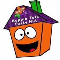 Boppin Tots Party Hut