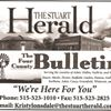 The Stuart Herald Newspaper and Four County Bulletin
