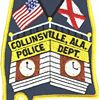 Collinsville Police Department-Alabama