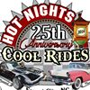 Hot Nights Cool Rides Forest City Car Show