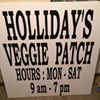 Holliday's Veggie Patch