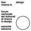 Fare ricerca in design