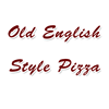 Old English Style Pizza